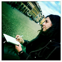 Writer In Florence